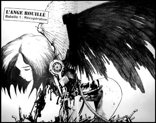 Gunnm, un manga qui va plaire a tout le monde^^ Gunnm